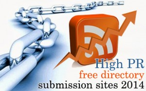 High PR free directory submission
