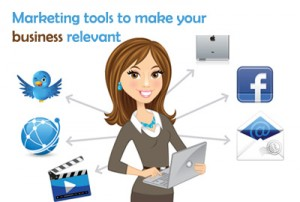 Marketing tools to make your business relevant