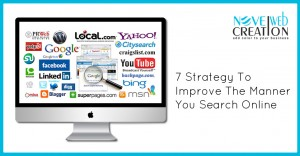 7 Strategy To Improve The Manner You Search Online