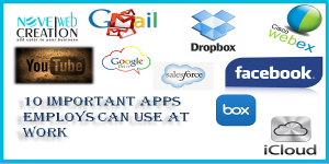 10 Important Apps Employs Can Use at Work