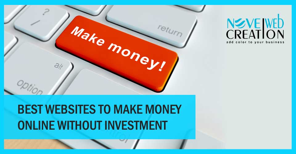 How to make money online web design