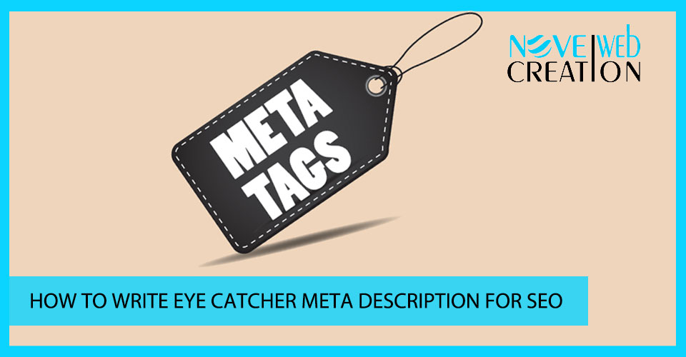 How to Write Eye Catcher Meta Description for SEO