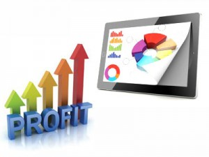 Is a web & data analytics service increasing the volume of your business profit