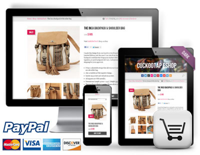 Existence of E-Commerce Website to make business online