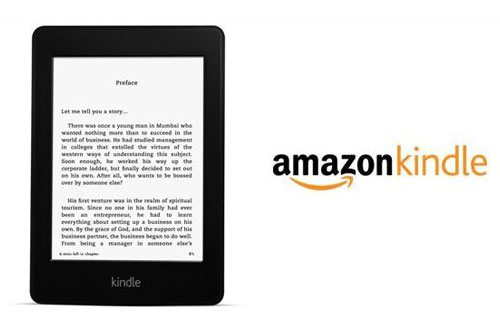 For Indian market 6th Generation Kindle Now Available