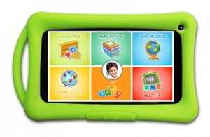 Eddy launched android tablet for kinds only in Rs. 9,999
