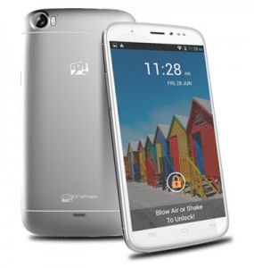 Micromax launches Canvas and Bolt Series of handset in market