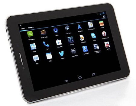 With android 4.2 wammy ethos tab 3 launch voice-calling 3G tablet
