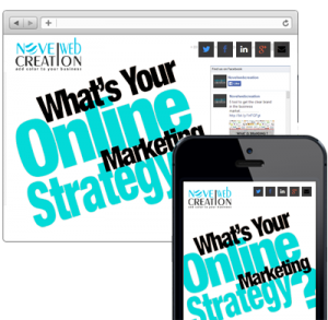 Planning of cost effective strategies for Local online marketing