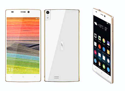 Gionee Elite S5.5 – world thinnest Smartphone coming to India in April