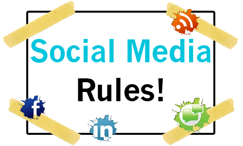 5 Rules of social media for maximum effectiveness
