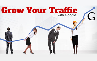 Find the way to increase your traffic with Google