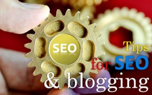 Tips for SEO & blogging