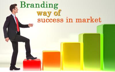 Branding way of success in market