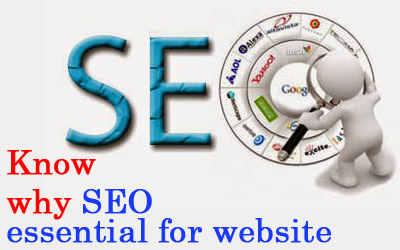 Know why SEO essential for website
