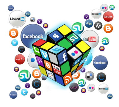 Existence of social media in market