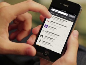 LinkedIn launched Job Search app for I-Phones