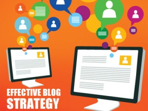 Effective blog strategy