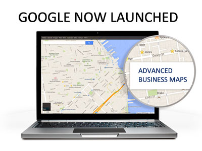 Google launched Maps