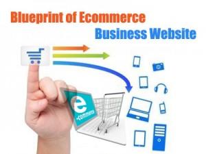 Blueprint of Ecommerce Business Website