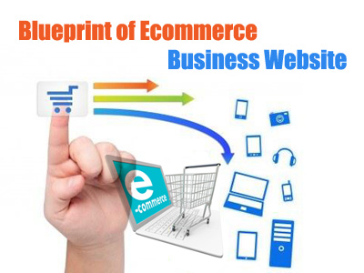 Blueprint of Ecommerce Business Website