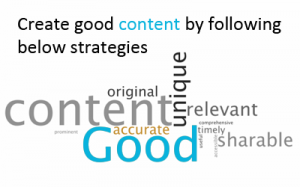 good content strategy