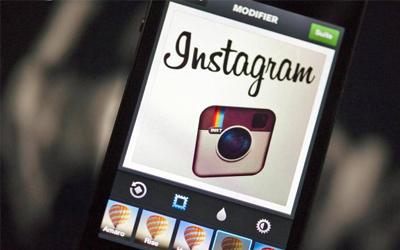 instagram app bolt