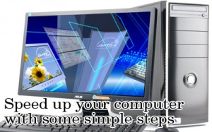 speed up computer
