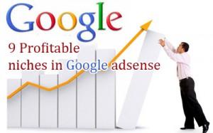 google adsense niche