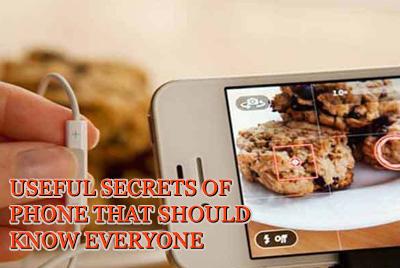 secrets of phone