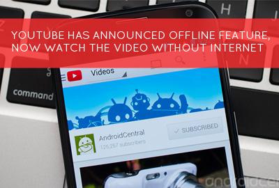 youtube offline video