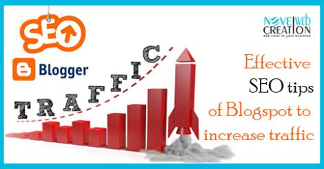 SEO tips of Blogspot to increase traffic