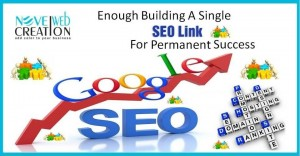 Enough Building A Single SEO Link For Permanent Success