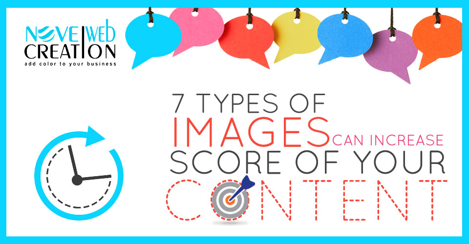 7 Types of Images Can Increase Score of Your Content