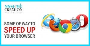 Some of Way to Speed up Your Browser