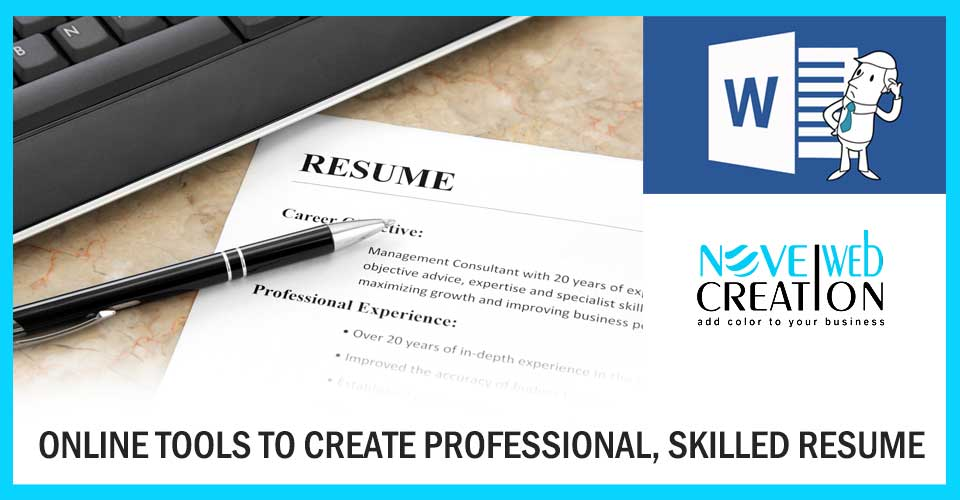 Online-Tools-to-Create-Professional,-Skilled-Resume