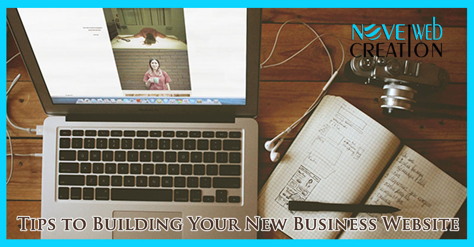 Tips to Building Your New Business Website