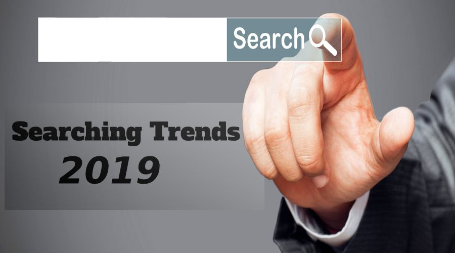 Searching-Trends-2019