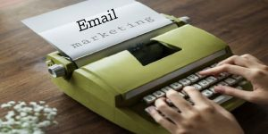 Why you will write marketing email
