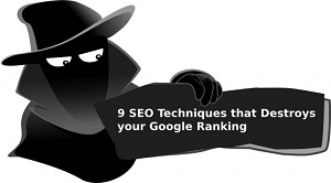 9-SEO-Techniques-that-Destroys-your-Google-Ranking-768x427