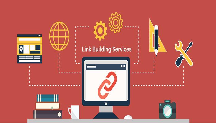 Building Links on Website