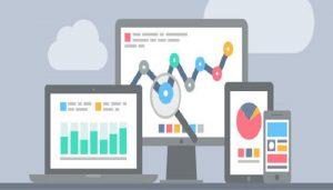 Track website metrics