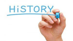 history of domain