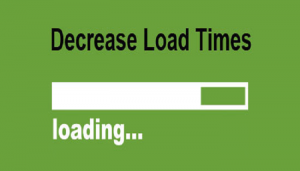reduce site loading time