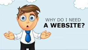 why do you need website