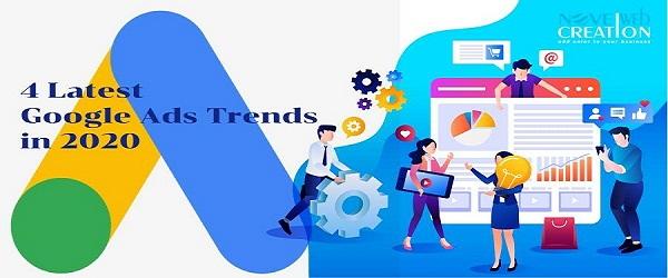 Latest google trends in 2020