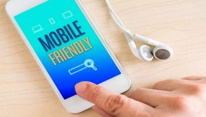 Mobile friendly website and fast loading