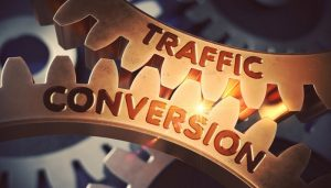 Getting traffic but not conversion