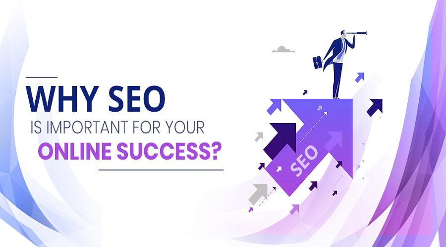 seo is important for online success