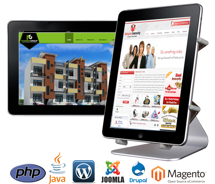 Top Web application development services in jaipur India